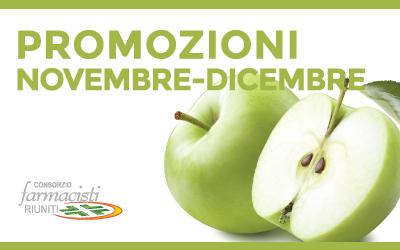 Promozioni CFR novembre-dicembre