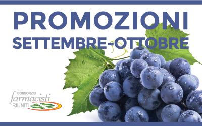 Promozioni CFR settembre-ottobre