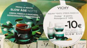 Promozione Vichy sulla linea Slow Age